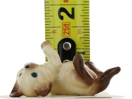 Hagen Renaker Miniature Cat Siamese Large Kitten on Back Ceramic Figurine image 2