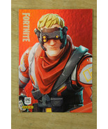 2019 Fortnite Rare Outfit CIRCUIT BREAKER HOLO FOIL Card  #164 - $15.84