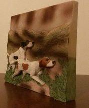 """NEW Dog Ceramic Plaque, 5.5"""" x 4.5"""", 3D, POINTER DOG, FOXHOUND, BEAGLE image 3"""