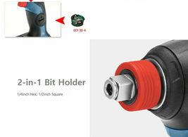Bosch GDX 18V 200C 2-in-1 EC Brushless 147mm 200Nm 3400rpm GCY30-4 / Bare Tool image 4