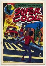 Super Cool #1 1971-Rare Anti-Drug comic- Volkswagen cover VF+ - $119.80