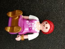 PLAYMOBIL Maiden Lady in Waiting Medieval Castle Princess image 4