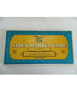 1968 Stock Market Board Game by Western Publishing Co. - $49.99