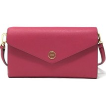 Tory Burch Robinson Expandabale Conceirge Wallet Bag Wine Red - $320.00