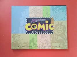 1995 USPS AMERICAN COMIC CLASSICS STAMPS & BOOK IN ORIGINAL ENVELOPE - $34.95
