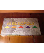 Bible-Opoly Christian Bible Based Board Game - $10.80