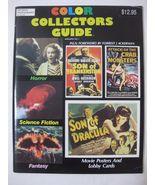 Color Collectors Guide Magazine No.1 (Winter 1990)  - $5.95