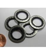 "Qty. 5 Aerospace 1/2"" Packing Ring Sealing Washer 5330-01-014-4315  Park... - $13.85"