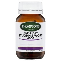 Thompson's One-A-Day St. John's Wort 4000mg 60 Tablets - $122.59