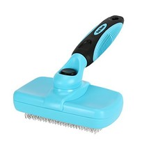 Pet Neat Self Cleaning Slicker Brush Effectively Reduces Shedding by Up ... - $16.99
