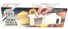 Onion Slicer Dicer Vegetable Cutter Fruit Grater Kitchen Food Chopper w/... - $53.99