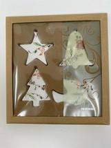 Lenox Simply Fine Christmas Ornaments NIB - $24.75