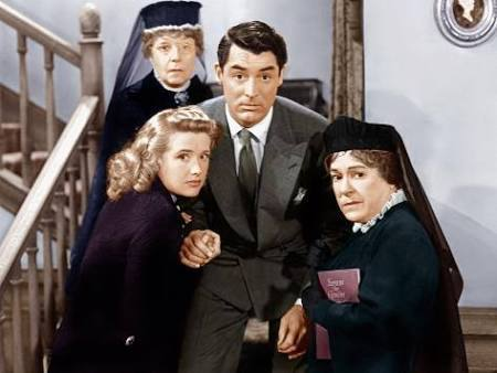Arsenic and old lace 24x17 poster 3499