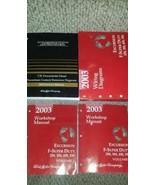 2003 FORD TRUCK Excursion F-250 F350 F450 550 Service Shop Repair Manual... - $346.45