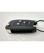 GM 2010+ OEM keyless entry flip key fob. Door lock, unlock hatch 4 butto... - $15.99