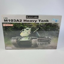 Dragon 1/35 Black Label M103A2 HEAVY Cold War Battle Tank - New sealed - $94.04