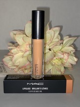 MAC Lipglass Gloss - 322 Myth - Authentic Full Size New In Box Fast/Free... - $19.75