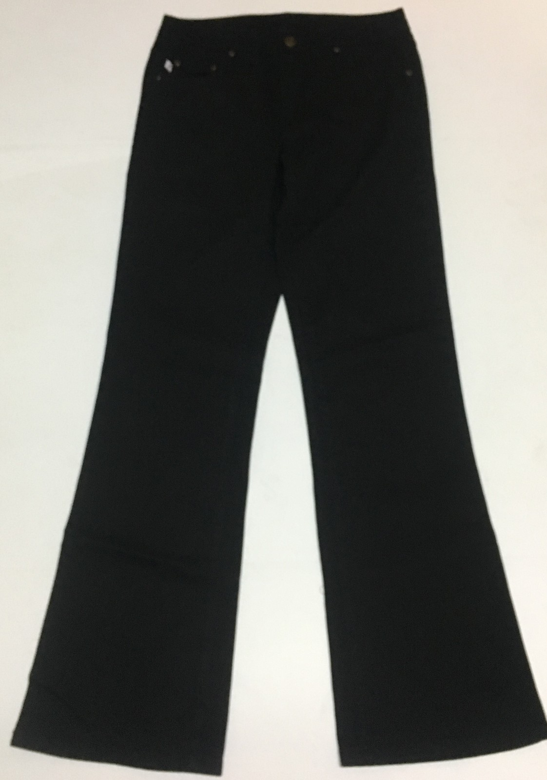 Bobbie Brooks Black Jeans NWT Sz 8 Average