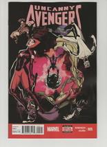 UNCANNY AVENGERS (2014 MARVEL) #5 - $3.55