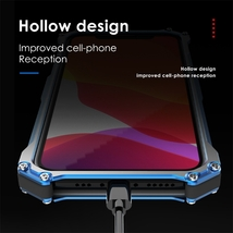 R-JUST Shockproof Armor Metal Case for iPhone 11 Pro Max image 7