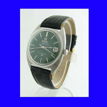 Retro and Vintage Steel Omega Constellation PiePan Dial Gents Date Uhr W... - $1,395.00