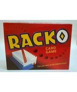 Vintage Racko Card Game (1997) Hasbro Parker Brothers Complete - $19.31