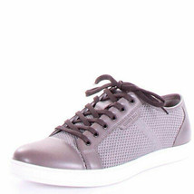Kenneth Cole New York Mens Brand Low-Top Sneakers Light Grey 11.5 M MSRP... - $98.00