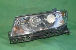07-09 Lincoln Zephyr 06 MKZ Halogen Headlight Head Light Left Driver LH POLISHED image 1