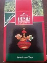 Hallmark Keepsake Ornament Friends Are Tops upc 070000027659 - $29.28