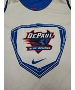 Depaul Blue Demons Nike Team Issued Basketball Practice Jersey Women's XXL - $39.59