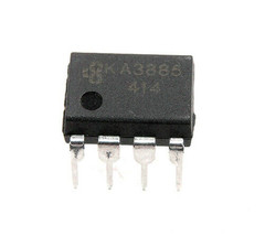 Samsung Fixed PWM controller KA3885 in 8-pin DIP package - Lot of 1, 3, ... - $5.65+