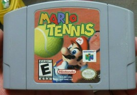 Mario Tennis (Nintendo 64, 2004) - $19.79