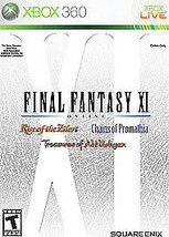Final Fantasy XI Online (Microsoft Xbox 360, 2006)VG - $6.01