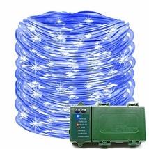 KOMOON  Rope Lights 39 Ft 120 LED Battery Operated String Lights Waterpr... - $22.50