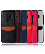 K125) Leather wallet FLIP MAGNETIC BACK cover Case for Samsung Galaxy - $61.66