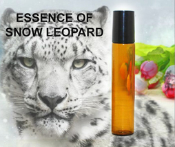 Haunted 27x Essence Snow Leopard Overcome Challenges Find Mate Oil Witch CASSIA4 - $11.50