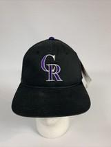 NWT Colorado Rockies Snap Back Hat Youth OC Sports MLB Baseball - $18.56