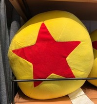 Disney Parks Exclusive Pixar Luxo Ball Pillow Plush New with Tag - $59.28