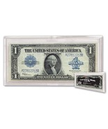 (25) BCW Deluxe Currency Slab - Large Bill -   3 1/4 X 7 1/2 - $62.94