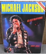 Michael Jackson Greatest Hits Electronic Keyboard Songbook + Electrifying - $28.00