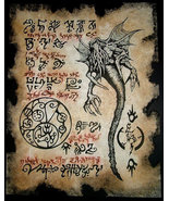 Haunted Necronomicon Call Of Cthulhu Ritual Herald Power Old God Love Se... - $8,200.00