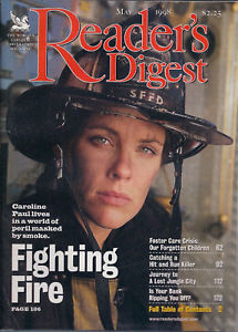Primary image for Reader's Digest May 1998 Fighting Fire
