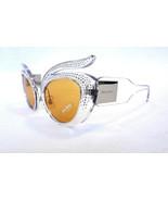 MIU MIU Women's Sunglasses MU04TS TIA140 Transparent 53-23-140 MADE IN I... - $199.95