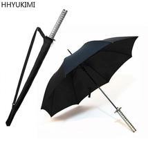 Huge Long Handle Large Windproof Samurai Sword Umbrella Japanese Ninja-l... - $14.99+