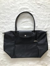 France Longchamp Le Pliage Club Collection Horse Embroidery Large Tote B... - $105.00
