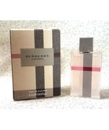 Burberry London Eau De Parfum for Women - .15 oz. Mini Splash - Boxed - $9.99