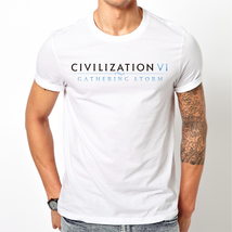 Civilization VI: Gathering Storm T-Shirt --All Sizes-- - $12.00+