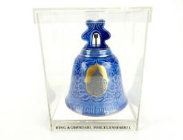 Porcelain New Year's Bell, Bing & Grondahl 1975, St. Peter's Basilica Rome  - $14.65