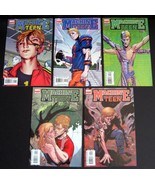 Machine Teen #1-5 Complete Marvel Miniseries Set - $18.00