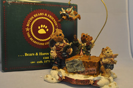 Boyds Bears & Friends: The Flying Lesson ...This End Up - 22781 - Bearstone - $30.68